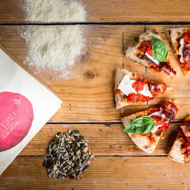 arte bianca pizza