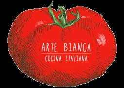 logo Arte Bianca pomodoro 492